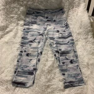 ZELLA ATHLETIC PANTS BLUES GREY SIZE MEDIUM